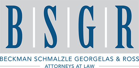 Beckman Schmalzle Georgelas And Ross Attorneys At Law Logo